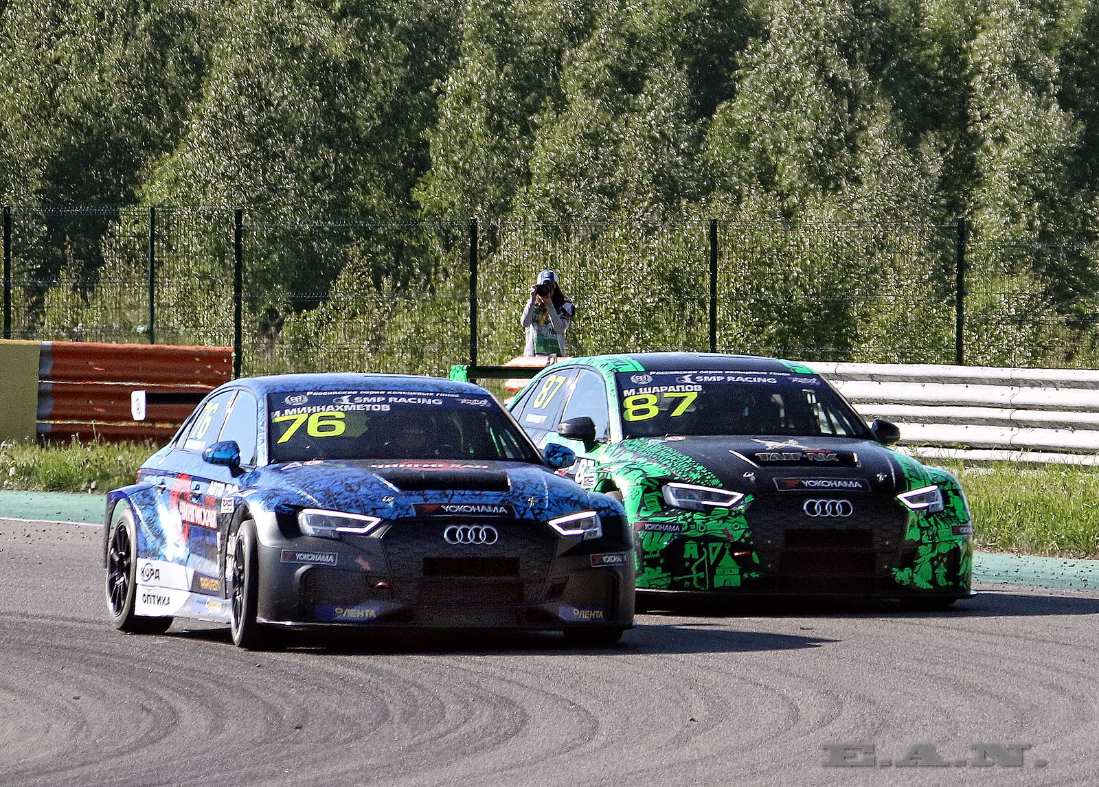 TCR Russia. N-Ring 2019