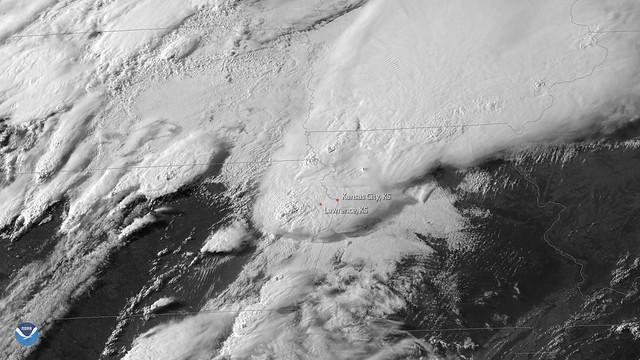 Destructive Storms Prompt Tornado Emergency in Kansas