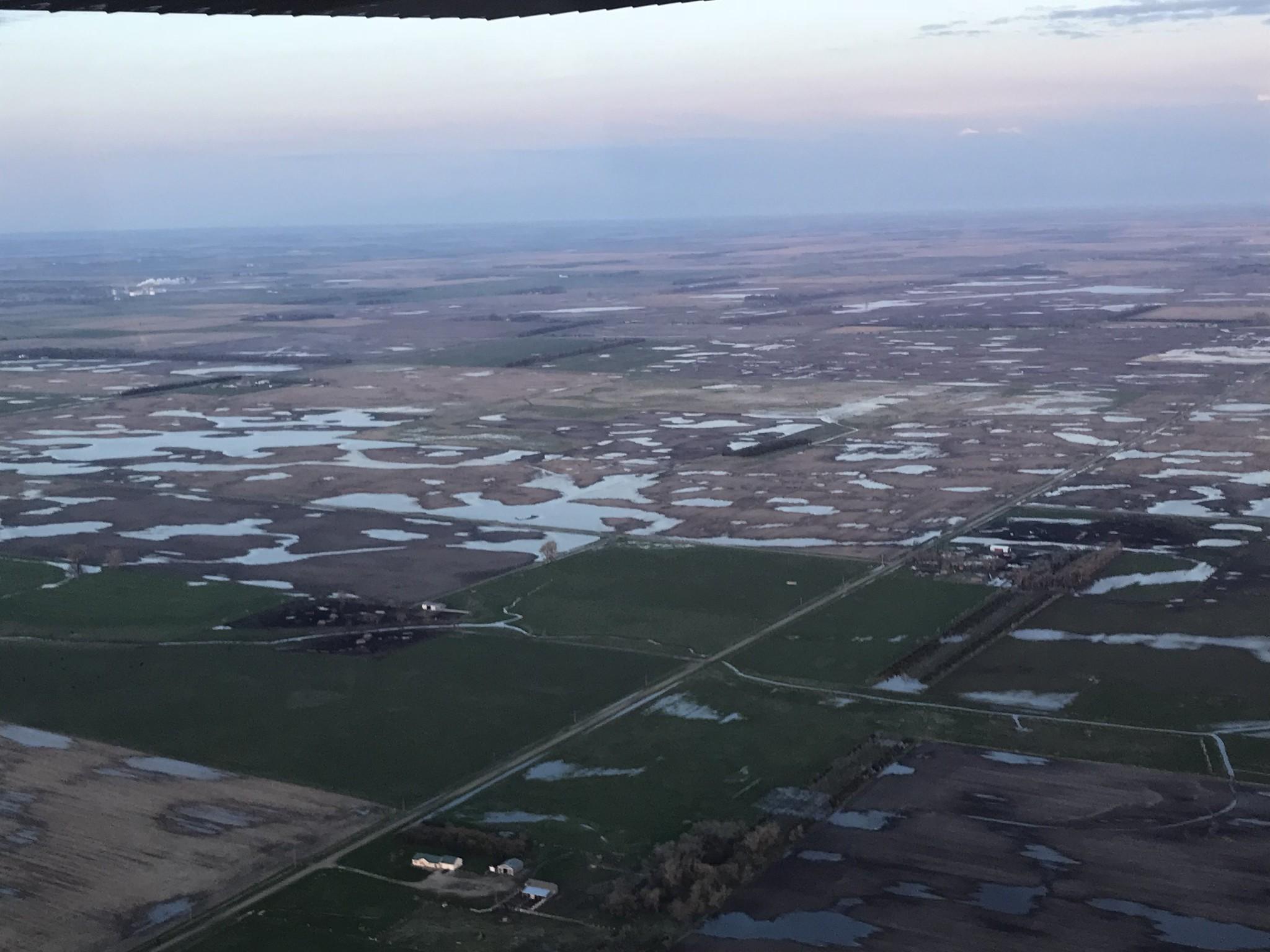North of Mitchell, SD. USFWS