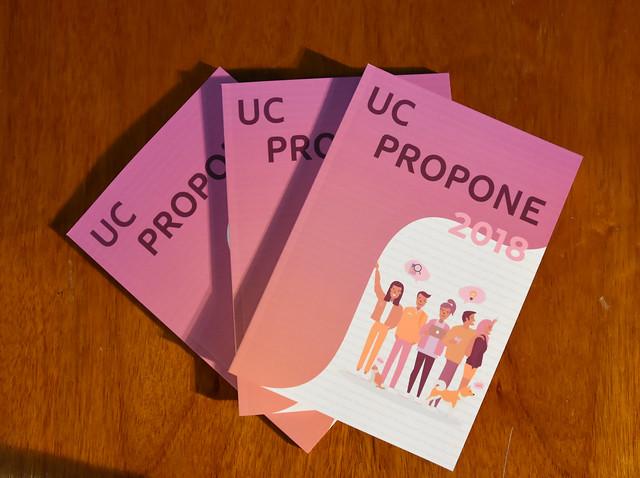 Lanzamiento Libro UC Propone 2018