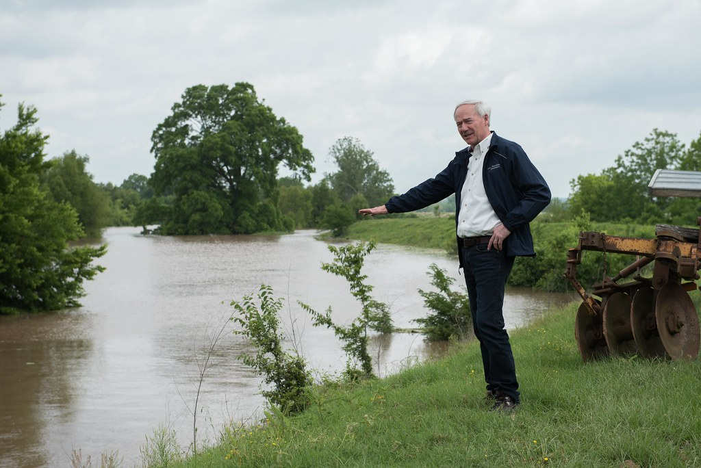 Arkansas River Flooding 2019
