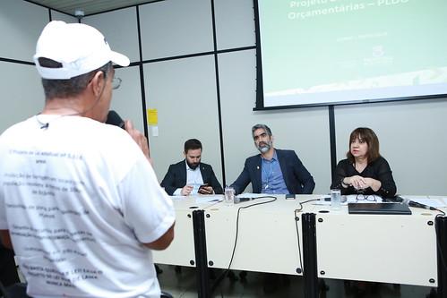 Audiência pública para discutir o Projeto de Lei de Diretrizes Orçamentárias - LDO- 14ª Reunião Ordinária- Comissão de Orçamento e Finanças Públicas