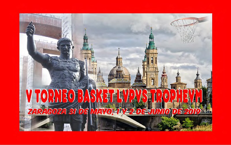 V TORNEO BASKET LUPUS TROPHEVM (1)