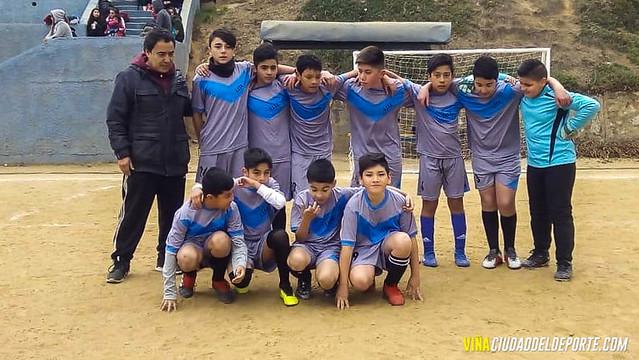 Liga Formativa de Fútbol Viña Ciudad del Deporte