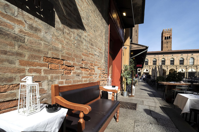 Bologna (Italy) - Via de' Pignattari