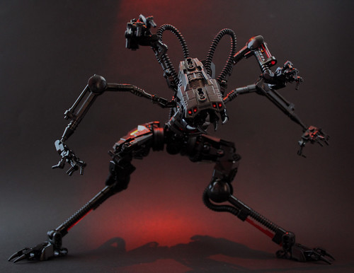 Huntsman - Plague Mech: Pi