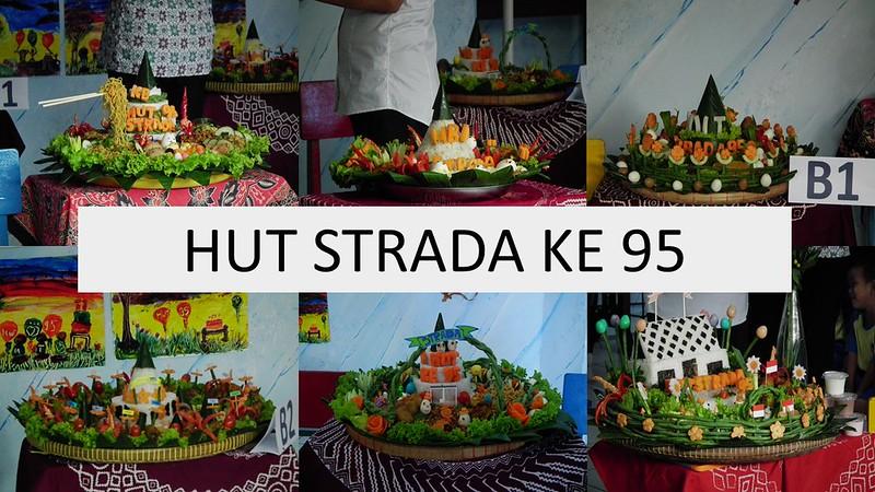 HUT STRADA KE 95