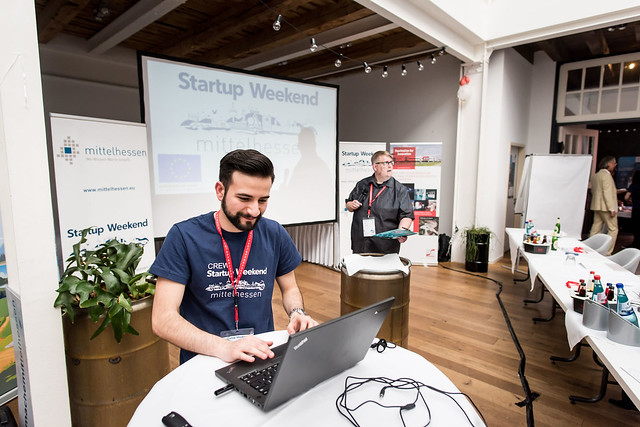 Startup Weekend Mittelhessen 2019 - Final Pitches