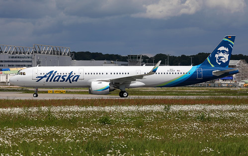 A321-253N, Alaska Airlines, D-AZAX, N929VA (MSN 8819) | by Mathias Düber