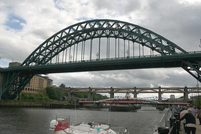 The Tyne Bridge, Newcastle-upon-Tyne