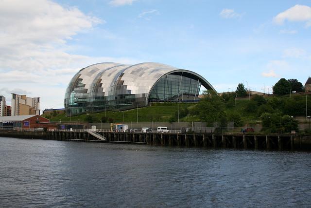 The Sage Centre, Gateshead