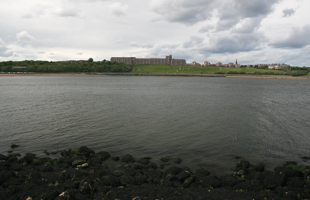 The Tyne at South Shields