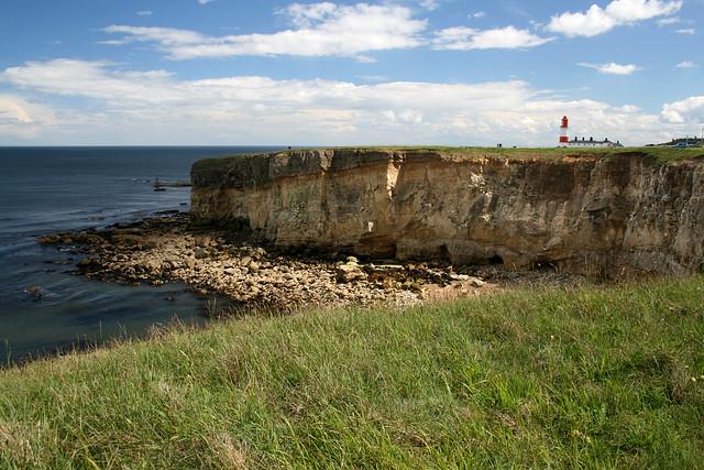 Souter Lighthouse near Whitburn