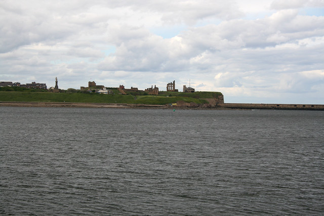 Tynemouth from South Shields