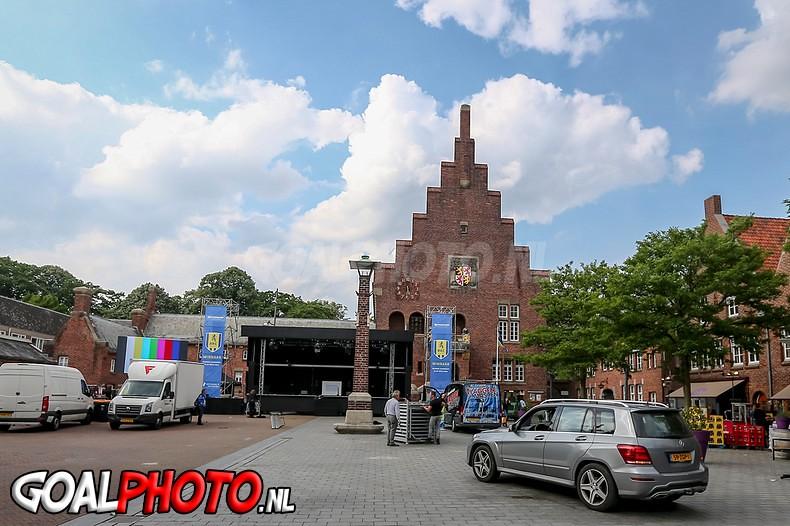 Huldiging RKC Waalwijk 29-05-2019