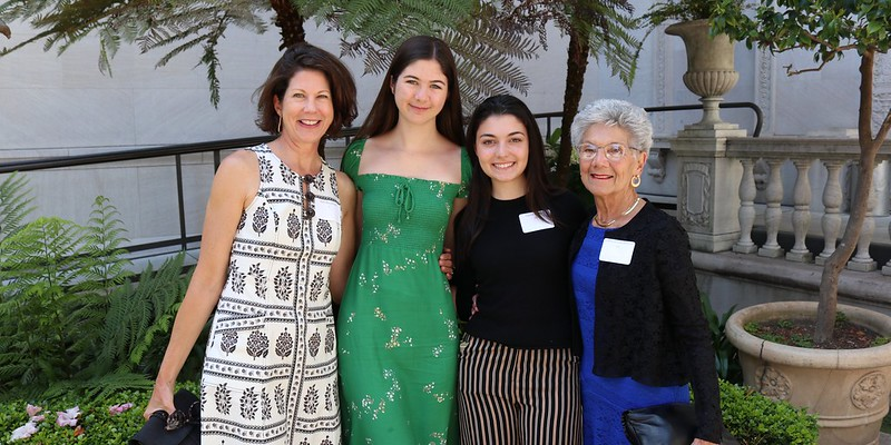 Convent Class of 2019 Alumnae Luncheon