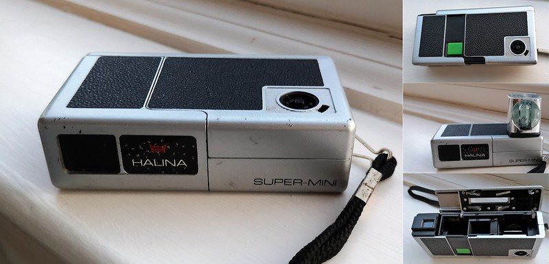 Halina Super Mini
