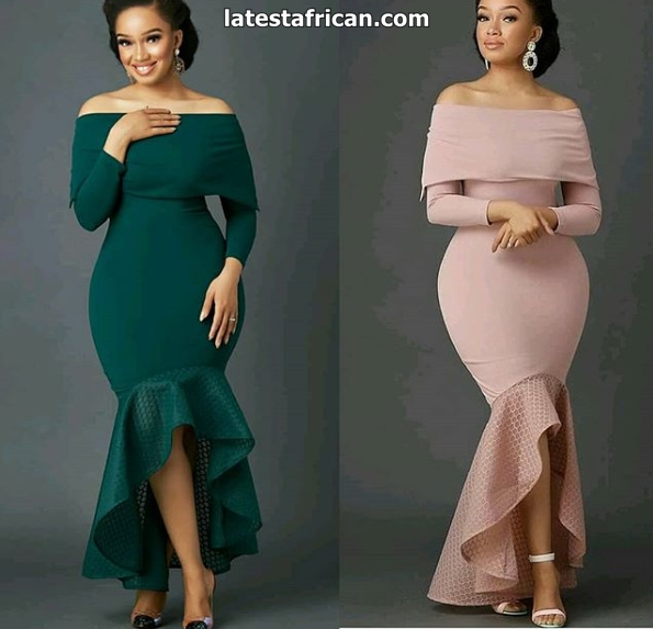 Top African dresses for ladies