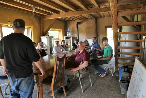 Permaculture Workshop at George Jones Farm