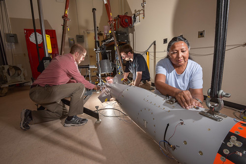 B61-12 Vibration Test | by SandiaLabs