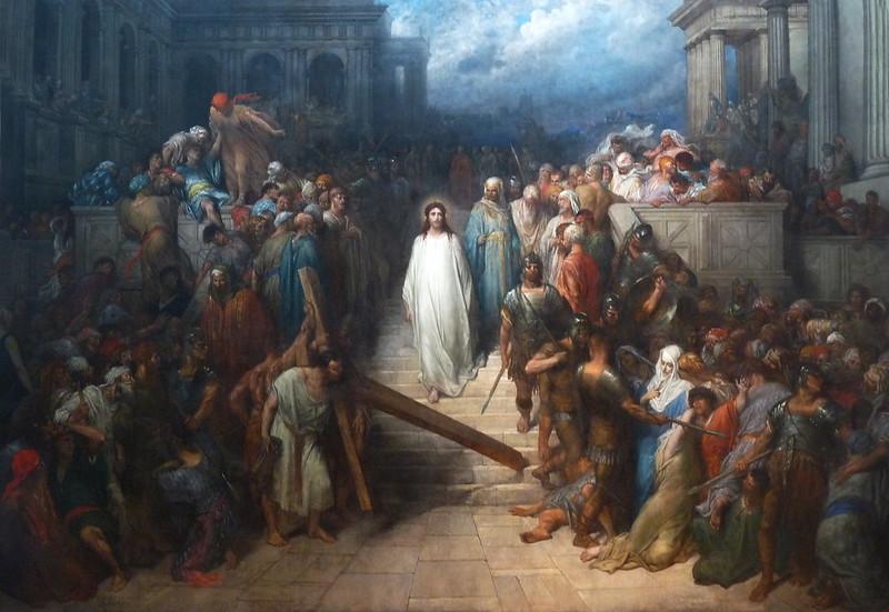 Le_Christ_quittant_le_prétoire-Gustave_Doré_3