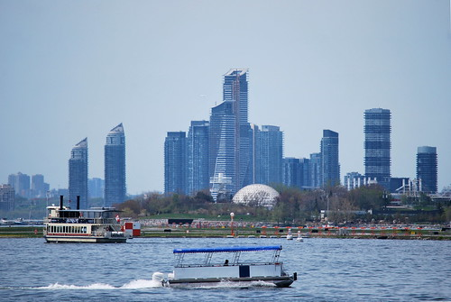Toronto Islands Ferry | by Marcanadian