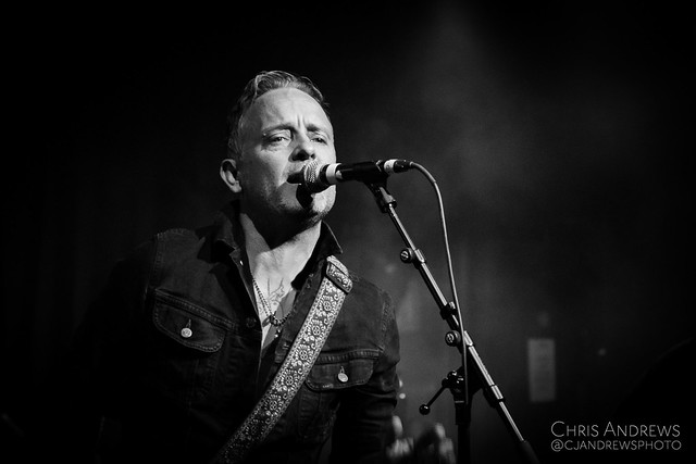 Dave Hause (w/ Cold Years, The Drew Thomson Foundation) at Scala (London, UK) on May 10, 2019