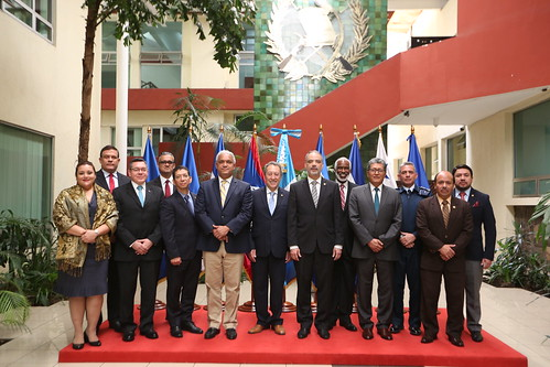 LXX Reunión Ordinaria de la Comisión de Seguridad de Centroamérica