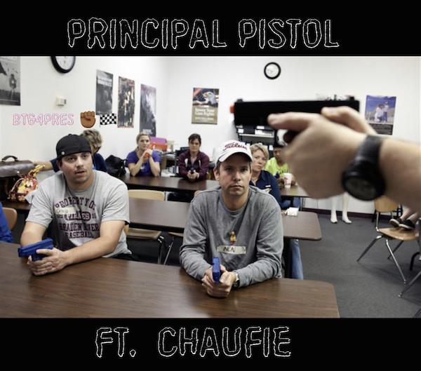 Principal Pistol #B4P093