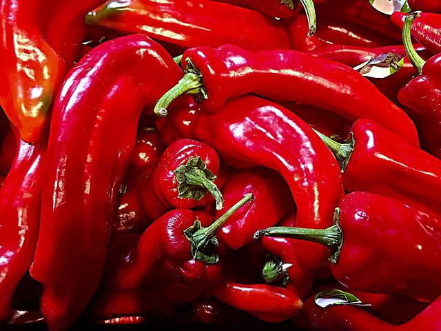 #chillies Abwechslung ist süßer als alles (Euripides)