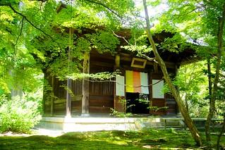Renge-ji, Hondo (Main Hall) -1 (June 2010)