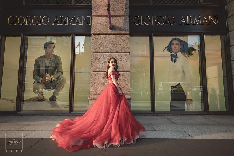 婚紗拍攝 台北婚紗 古董店 信義區