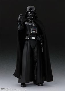黑暗面的誘惑再臨! S.H.Figuarts《星際大戰六部曲:絕地大反攻》達斯·維德 ダース・ベイダー (Star Wars:Return of the Jedi)