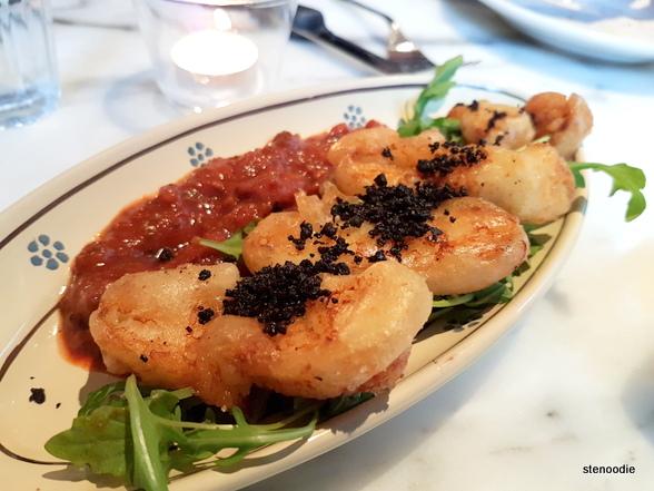 Sud Forno fried cod