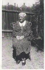 Mary Ann Allan nee Wood B 30-1-1865 Gawler South D 1942