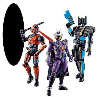 裝動《假面騎士ZI-O》嶄新『RIDE PLUS系列』第二彈!装動 仮面ライダージオウ RIDE PLUS 2