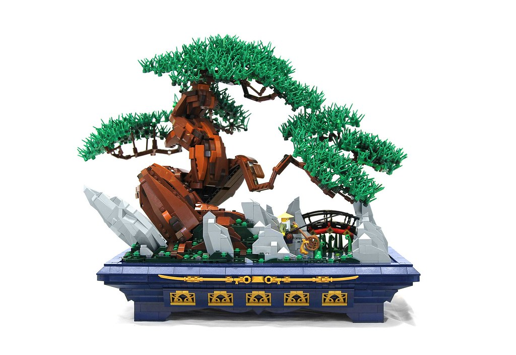 LEGO Ideas Zen Bonsai