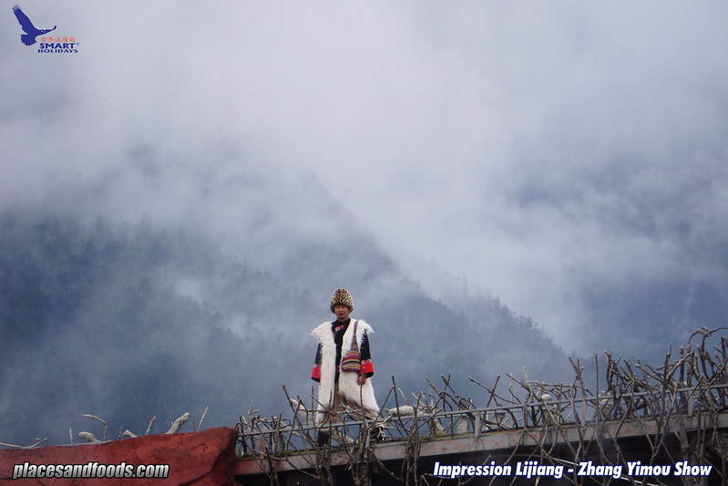smart holidays lijiang impression tribe standing