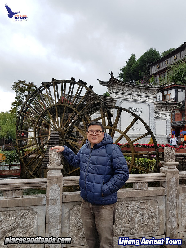 smart holidays lijiang ancient town
