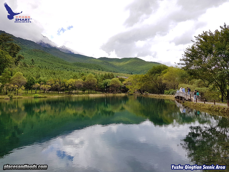 smart holidays lijiang yuzhu