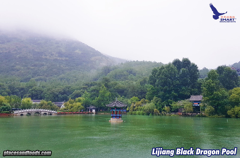 smart holidays lijiang black dragon pool pond