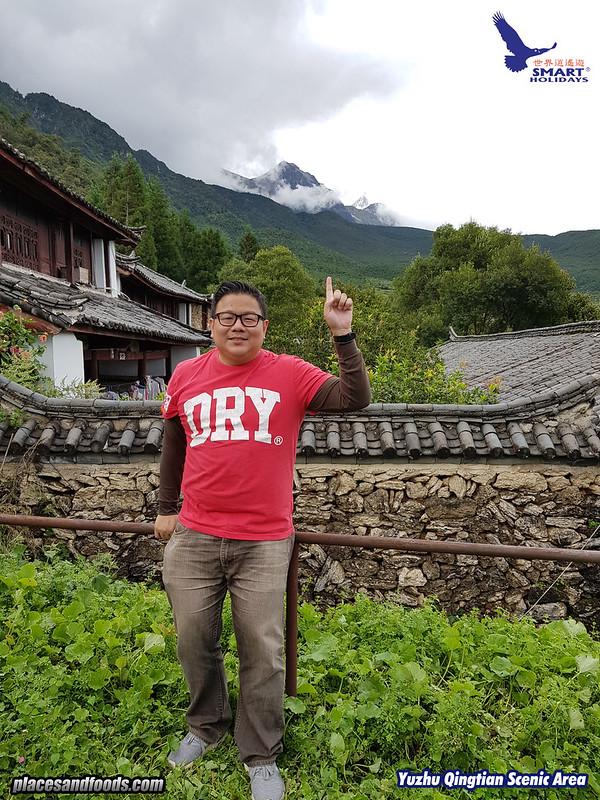 smart holidays lijiang yuzhu scenic area