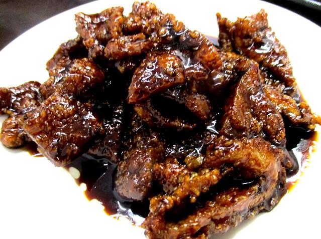 Guiness stout pork