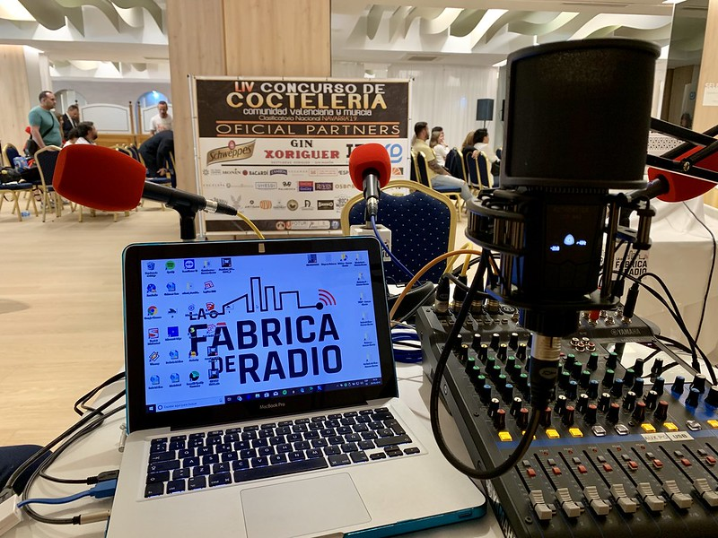 Foto Musicoctel Concurso de Cocteleria CV y RM 4