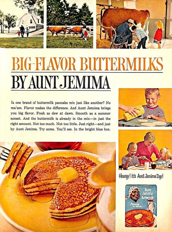 Aunt Jemima 1964