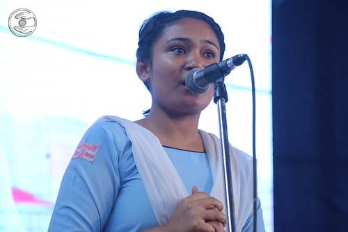 Shradha Mahajan from Sidh, expresses her views