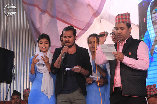 Devotional song by Hriday and Saathi from Kathmandu