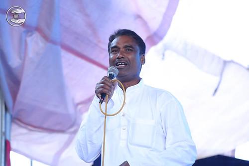 Rajeshwar Sah from Janakpur, expresses his views