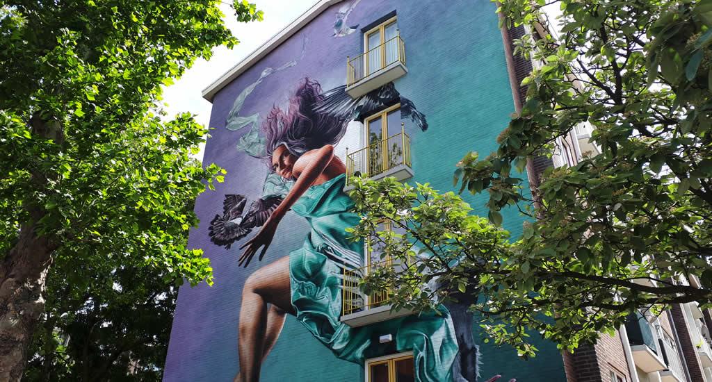 Studio Giftig, Amsterdam street art | Your Dutch Guide