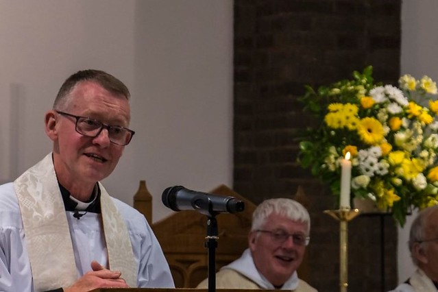 Fr Michael's Collation & Induction, May 2019